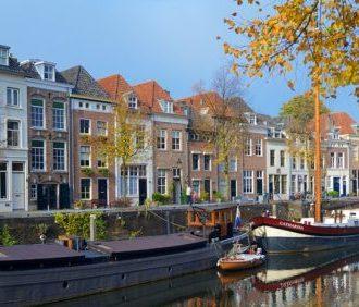 Den Bosch Canal scene