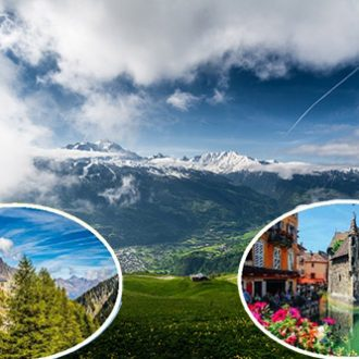 French Alps & Picturesque Villages