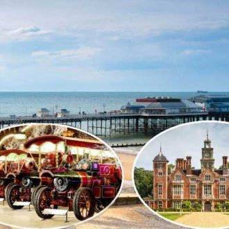 great yarmouth Coach Tours