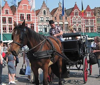 Gems of Ypres & Bruges Coach Tour
