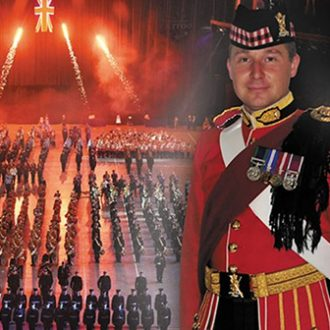 Pomp & Pageantry at the Birmingham International Tattoo