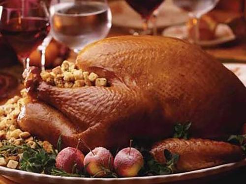 Christmas-Dinner Devon
