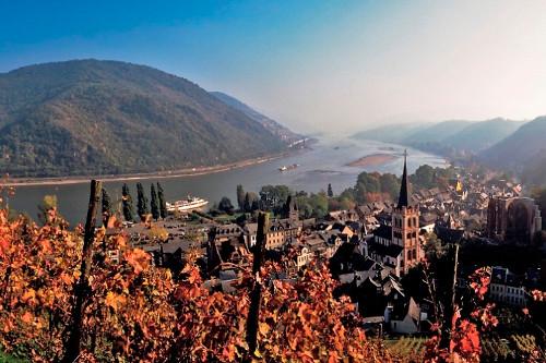 Rhine & Moselle Valleys