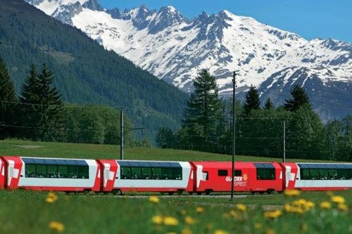 Austria, Switzerland & the Glacier Express