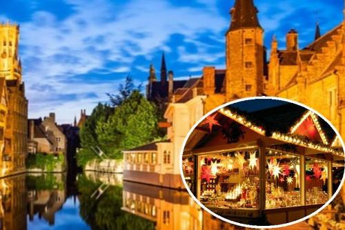 Ypres & Bruges Christmas Markets Coach Tour