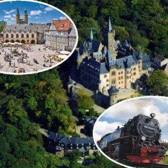 Harz Mountains & Railways, Germany
