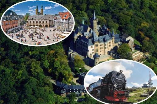 Harz Mountains & Railways, Germany