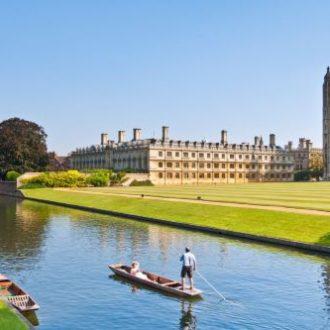 Coach holiday Cambridge