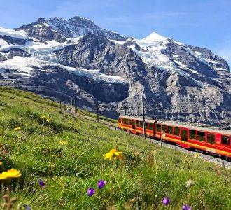 Coach holiday Jungfrau
